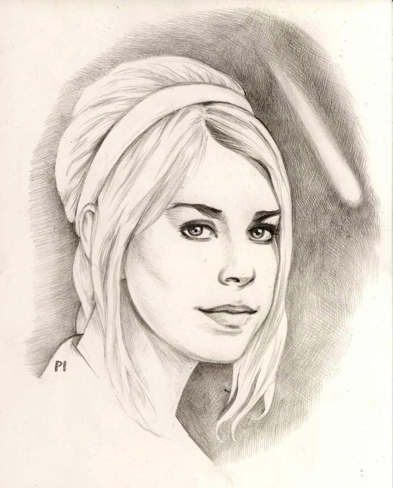 Billie Piper par Fiona